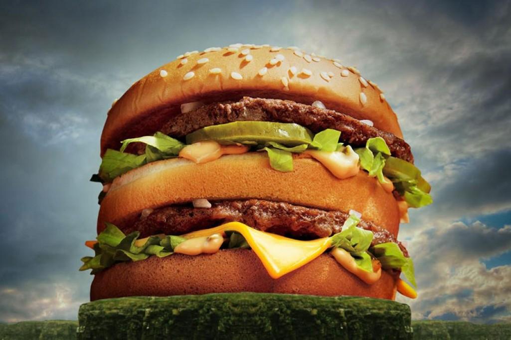 McDonald's Samarkand